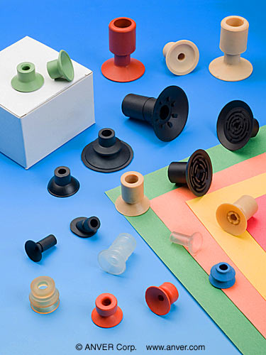 Vacuum Cups And Suction Cups For The Packaging Industry