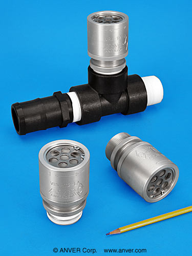 Easy Adjustable Vacuum Relief Valves