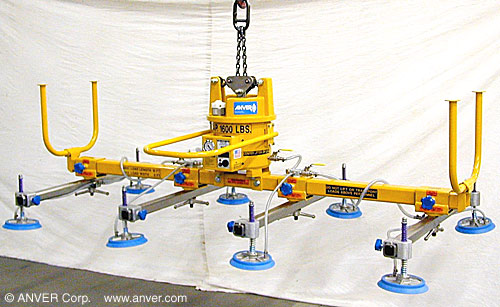ANVER M160M8-86-4/44 Self Powered Mechanical Vacuum Lifter