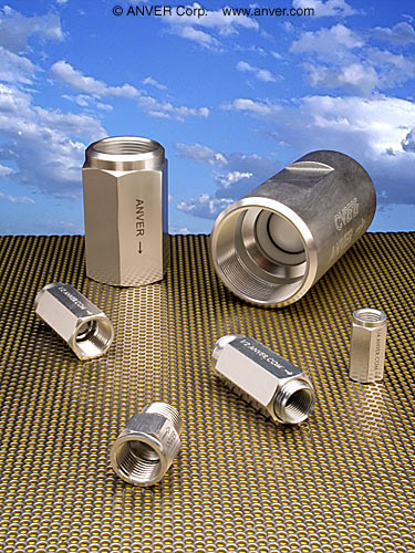 Check Valves For Vacuum Systems