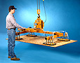 ANVER Vacuum Lifters Allow One-Person Sheet Handling
