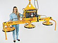 ANVER Mid-Size Vacuum Lifter Allows One Person to Handle Sheet and Plate