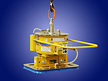 Vacuum Lifter Unaffected by Power Outages