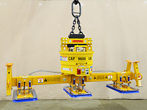 Company Information On Anver Vacuum Lifting Equipment