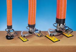 ANVER VT Vacuum Tube Lifter Systems: Micro, Mini and Standard Series