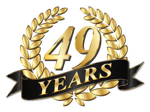 49Years-Banner_Gold
