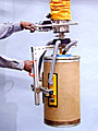 ANVER Custom Side / Top Gripping Three Pad Attachment for VT Systems for Lifting Drums of Varying Sizes up to 100 lb (45 kg)