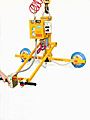 Two Pad Air Balancer Integrated Vacuum Lifter with Powered Tilter