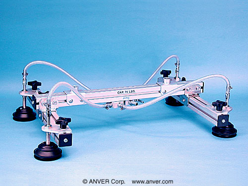 ANVER Four Pad Load Beam Assembly