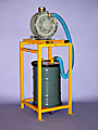 Drum Vacuum Filters for Vacuum Tube Lifting Systems