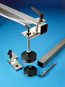 ANVER Cross Arm Suspension Assemblies for Pick-and-Place Systems