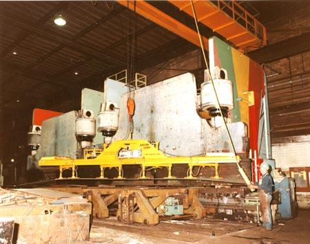 ANVER Heavy Mill Duty Vacuum Lifter