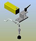 ANVER Adjustable Bracket with Suspension