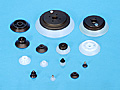 Generic F Series Flat Vacuum Cups and Suction Cups