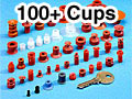 Vacuum Cups and Suction Cups for End-of-Arm-Tooling are well suited to the Plastic Injection Molding industries