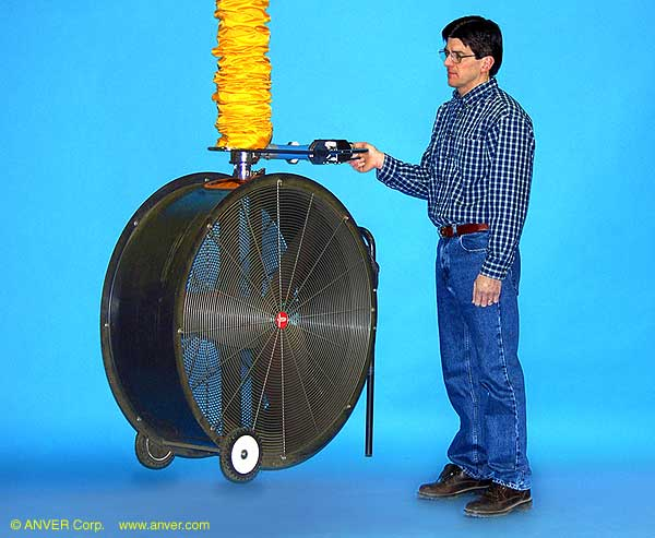 Lifting & Handling Cylindrical Loads of Varying Sizes up to125 lb (56.7 kg)