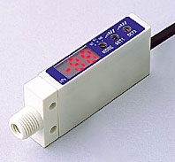 Electronic Vacuum Switch with Digital Readout and Male Connector