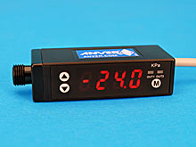 JTSED Electronic Vacuum Switch with Digital Readout