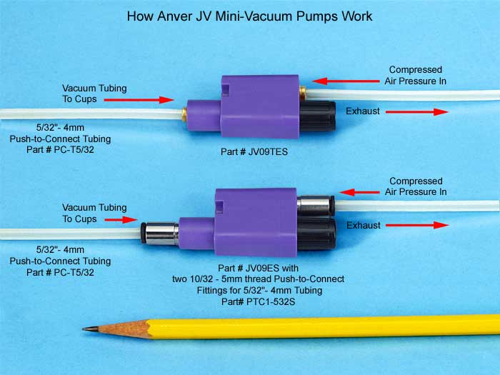 Jv Mini Vacuum Pump How To Install Page