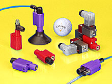 JV Series Mini Vacuum Generators, Vacuum Pumps, Venturis, Ejectors