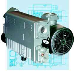 Busch Vacuum Pump Replacements, Rotary Vane Oil Lubricated Vacuum Pumps: AFM25 and AFM40 Series