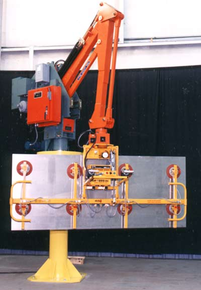 Vacuum Lifting Manipulator