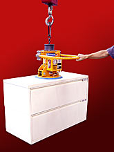 Vacuum Lifter - Self-Powered For Use Anywhere