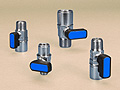 Miniature Vacuum Ball Valves