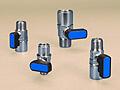 Miniature Vacuum Ball Valves