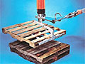 ANVER Vacuum Tube Lifter for Handling Pallets