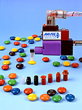 ANVER Miniature Suction Cups Match Precise Application Requirements