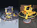Mechanical Vacuum Lifter - Before and After