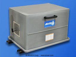 Sound Enclosure for Vacuum Station