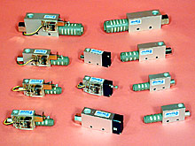 ANVER C-CV and C-CVK Series Single Stage Vacuum Pumps
