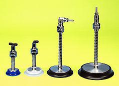 VP Series Vacuum Cups in use with ANVER SLSA-3 Suspensions
