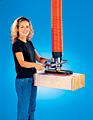 ANVER Ergonomic Vacuum Lifter Handles Porous Loads