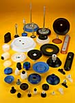 Suction Cups, Vacuum Cups, Vacuum Pads and Vacuum Suction Cup Suspensions