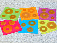 Flat Rubber Suction Disks