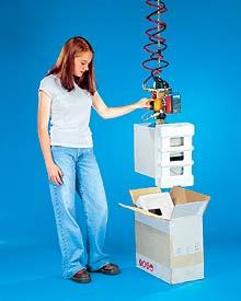 VM Vacuum-Hoist Vacuum Lifting System