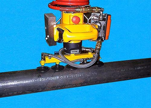 Integrated Ergonomic VM Vacuum-Hoist Lifting System Model #V5-B1-5-53