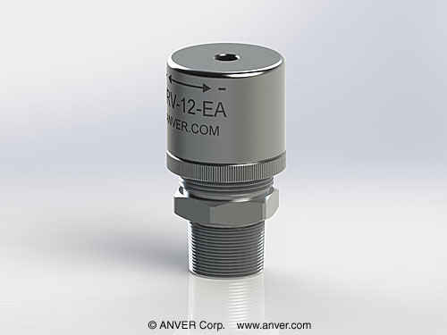 Adjustable Miniature Vacuum Relief Valves Item Vrv 050