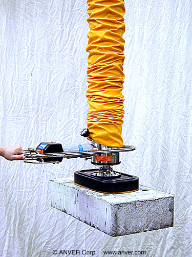 ANVER Vacuum Tube Lifting System