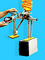 ANVER Vacuum Tube Lifter with Special Dual Pad Attachment with Extensions