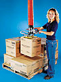 ANVER Ergonomic Vacuum Lifters Easily Load and Unload Pallets