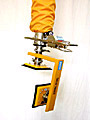 Vacuum Tube Lifting System with Top and Side Gripping Vacuum Pad Attachment