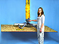 ANVER Vacuum Tube Lifter Lets One Person Handle Wood Panels