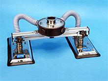 Single Rectangular Vacuum Pad Attachments