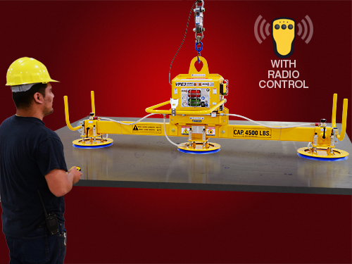 ANVER Vacuum Material Handling Specialists