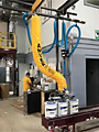 VT120-2.5 Vacuum Tube Lift System with Bottle Lifting Attachment